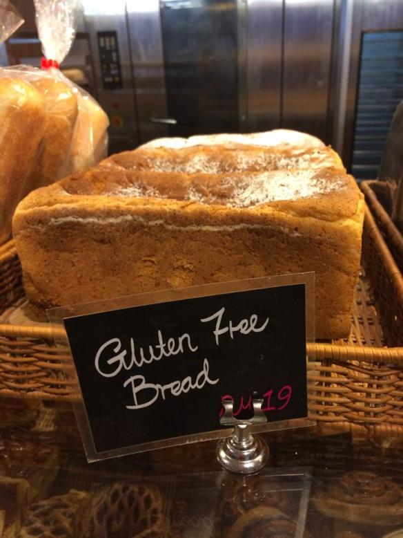 Gluten-Free Bread, Fresh From The Bakery!